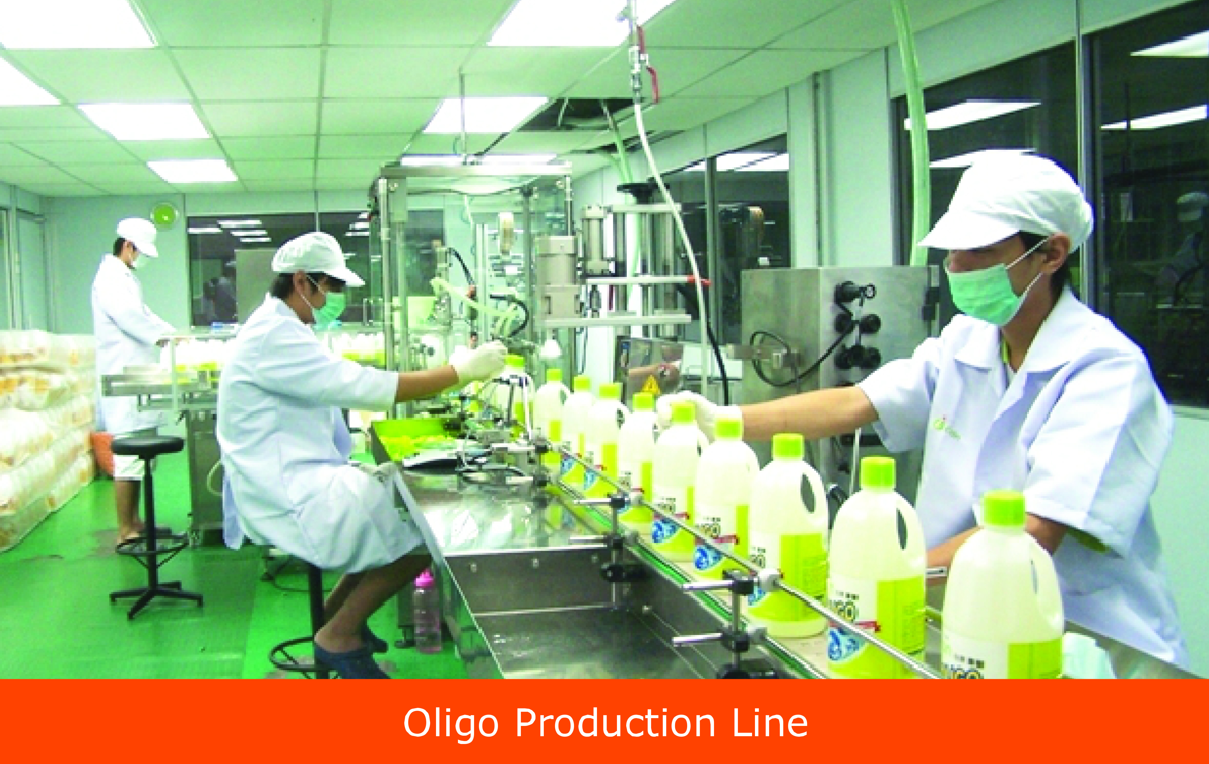 fructose13-oligo-production-line
